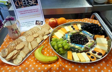 National Cheese Day at Silver Lodge